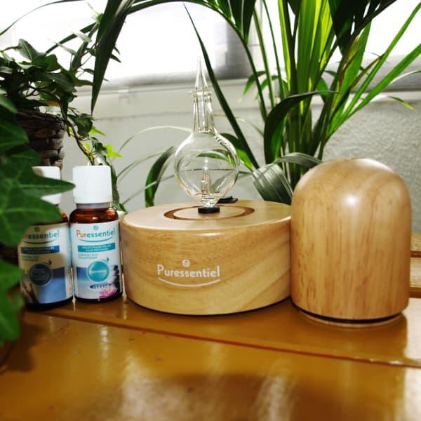Difusores de aromaterapia