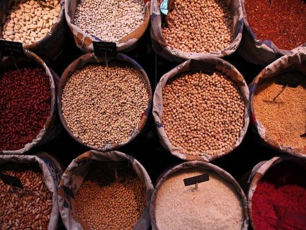 Comprar legumbres a granel para vivir sin plástico