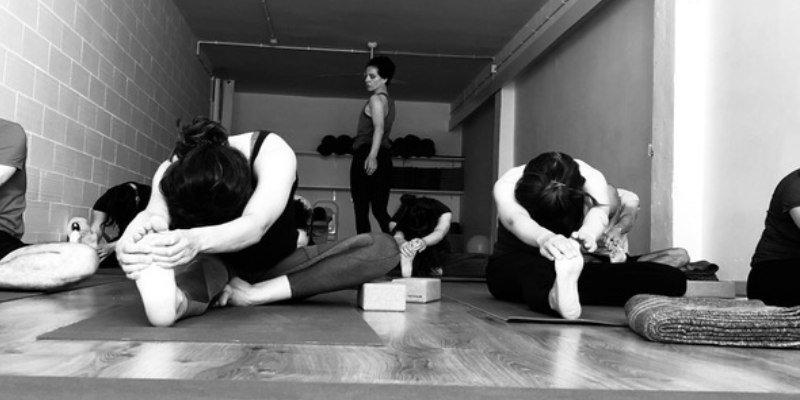 Entrevistas con Efecto Lidia de Sahayak Yoga