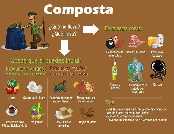 compost o biogás